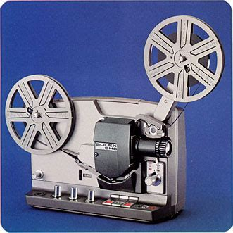 bolex collector projectors sm 8