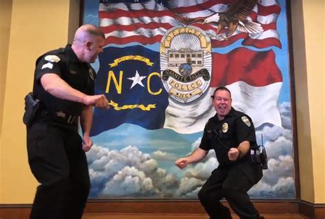 granite falls police department accepts lip sync challenge