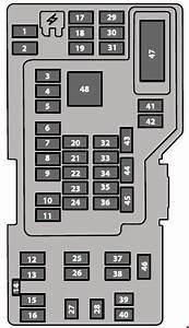 2012 Chevy Malibu Fuse Box Diagram