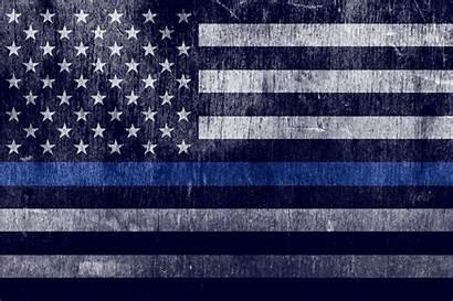 Flag Thin Line
