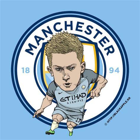 Manchester City No.17 Kevin De Bruyne Fan Art | Manchester ...