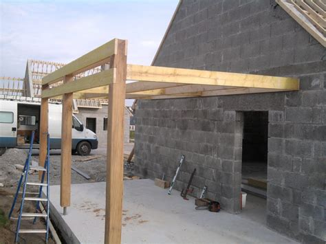 construire un bureau comment faire un toit plat comment construire toit plat