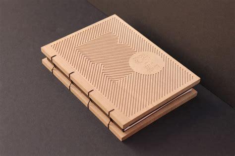 Wooden Book by Llibre Homenatge The Book Design
