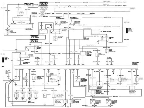 Ford Bronco Wiring Diagram Forums