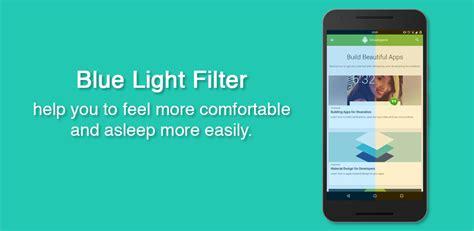 blue light filter app blue light filter eye care smart application