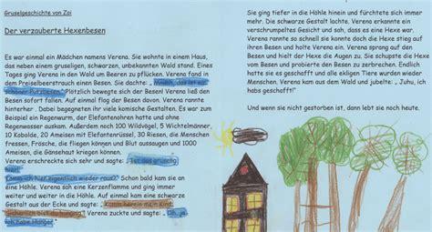 Schließlich verspricht eine halloween gruselgeschichte zu schreiben mehr spaß als eine. Schreiben und Rechtschreiben: Deutsch: Bildungsserver Rheinland-Pfalz