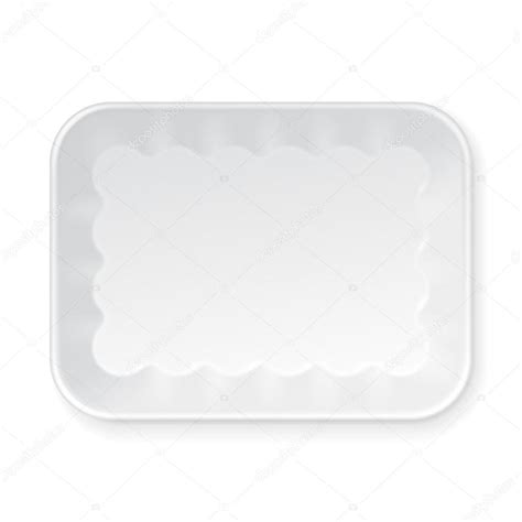 You can place strip label, cutout, diagonal or any other shape on smart object and it will adjust according to smart object do check them out for more high quality free and premium mockups. White Empty Blank Styrofoam Plastic Food Tray Container ...
