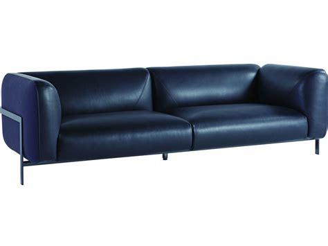 Divano Roche Bobois - divano in pelle di mucca lobby by roche bobois design