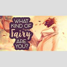 What Kind Of Fairy Are You?  Quiz  Quizonycom