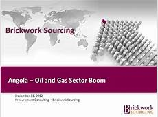 Angola – Oil And Gas Sector Boom authorSTREAM