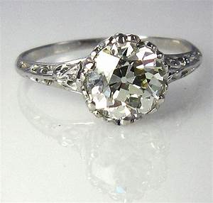 old antique diamond rings wedding promise diamond With wedding rings vintage