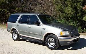 1999 Ford Expedition  U0026quot  Eddie Bauer  U0026quot  Edition Very And Runs