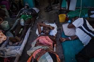 How Do People Get Cholera