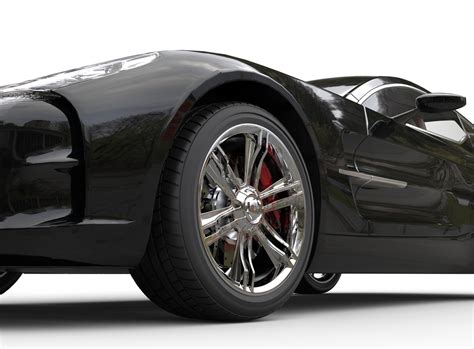 4 Best Types Of Tires For Your Luxury Vehicle