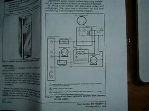 Honeywell Boiler Aquastat Wiring Diagram  Honeywell