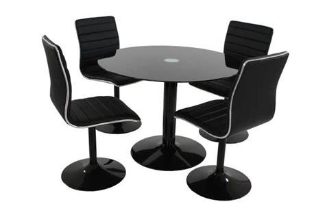 4 chaises pas cher table 4 chaises aniston design sur sofactory