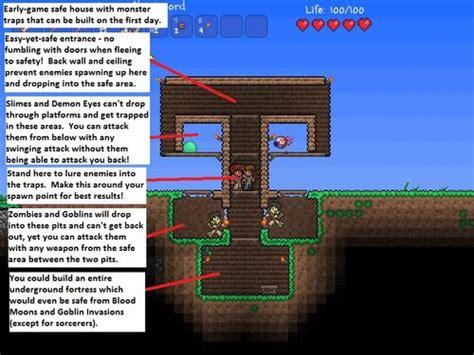 house defense terraria wiki wikia