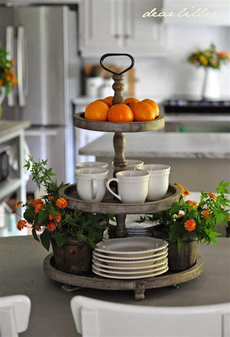 kitchen island centerpiece dear lillie back home