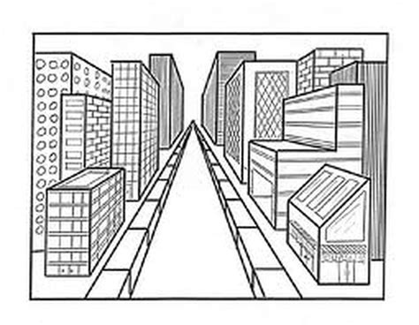 comment dessiner une chambre en perspective 6th grade perspective 1 point