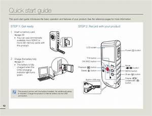 Samsung Pocket Cam W200 User Manual