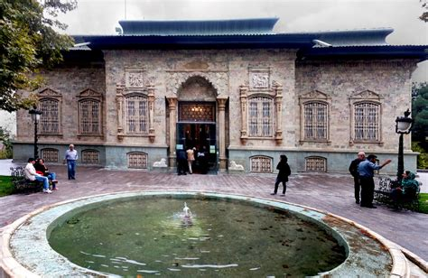 17th century cuisine saadabad palace complex in tehran the majestic