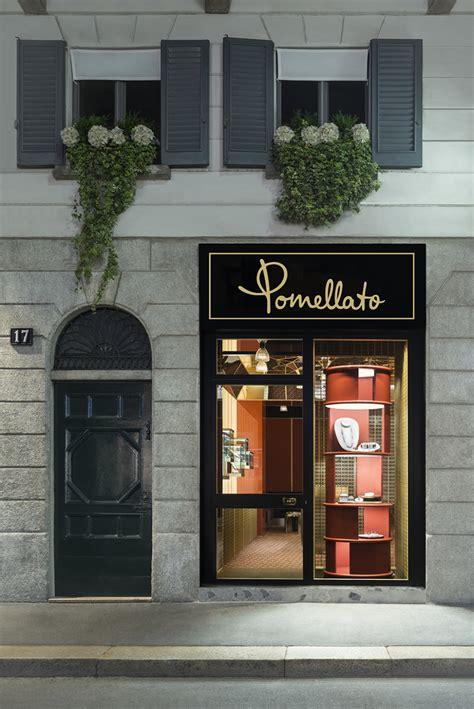pomellato logo la nuova boutique di pomellato a livingcorriere