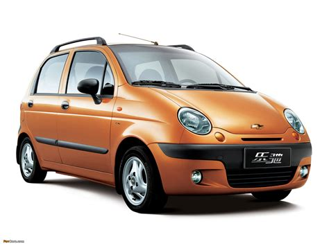 Chevrolet Spark Picture by Chevrolet Spark M150 2003 11 Pictures 1600x1200