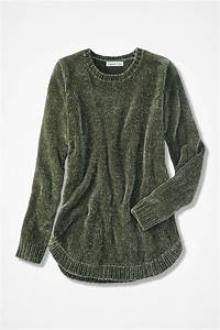 And Size Chart Chenille Tunic Coldwater Creek