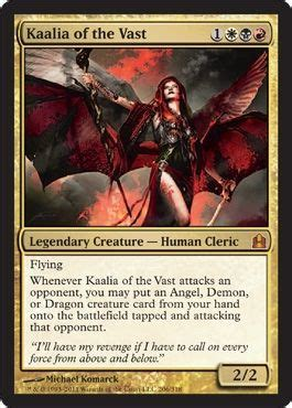 kaalia of the vast commander deck kaalia of the vast commander decks magic the gathering
