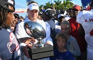 Fau Coach Lane Kiffin Agrees To Contract Extension Through