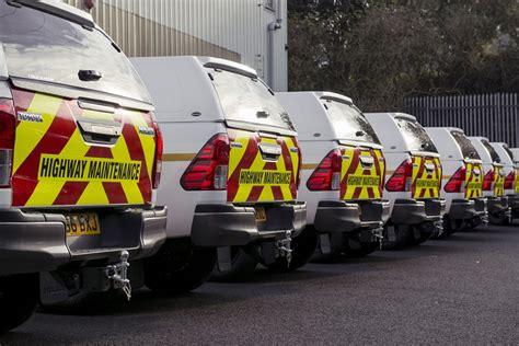 Truckman Hardtops For Europcar Hilux Fleet