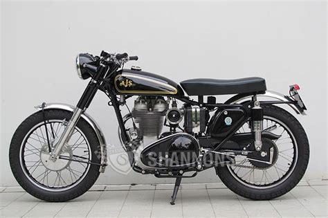 Ajs 18s 500cc Motorcycle Auctions