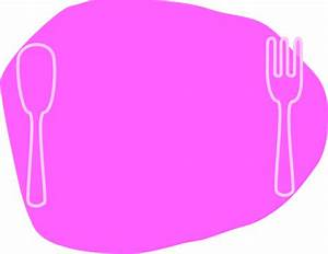 Dinner Plate Clip Art at Clker.com - vector clip art ...