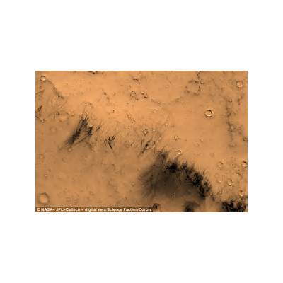 Mars' dust devils revealed: Whirlwinds on the red planet