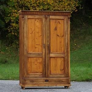 Garderobe Mit Schrank : antik schrank garderobe kasten dielenschrank weichholz vollholz ~ Yasmunasinghe.com Haus und Dekorationen