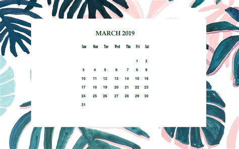 march  desktop calendar wallpaper calendar wallpaper
