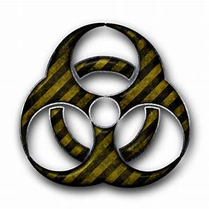 Biohazard Symbol Icon #096689 » Icons Etc