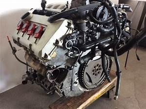 2004 2005 2006 2007 2008 2009 Audi S4 4 2l 4 2 V8 Engine Motor Bhf 169k