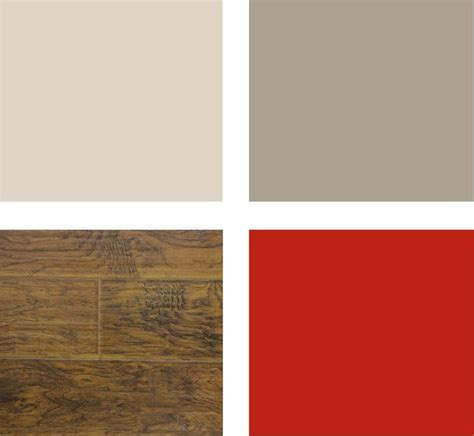 rustic red color palette man cave color palette home