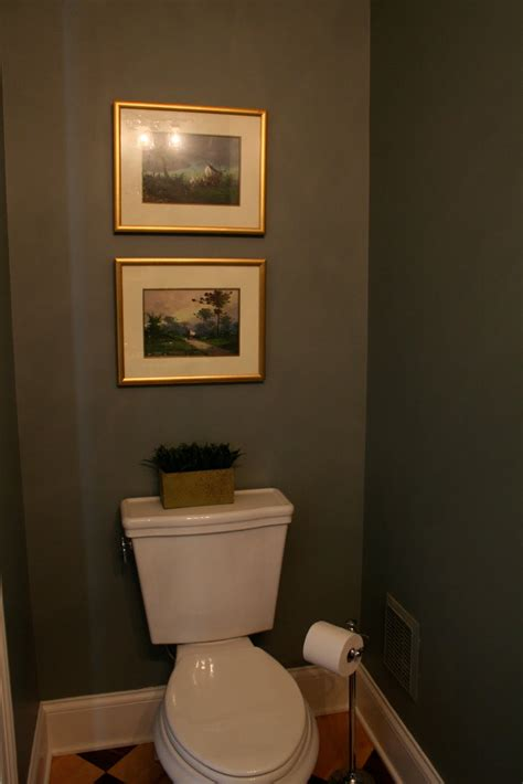 design dump house 5 powder room before after