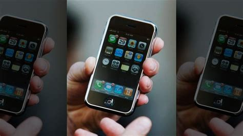 when was the iphone invented claims he invented iphone wants billions from apple