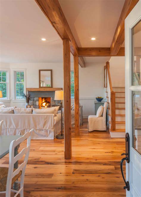 Longleaf Lumber Red White Oak Residence