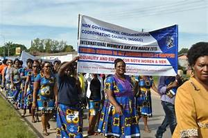 Women, fight on, gender equality is achievable   Zambia ...