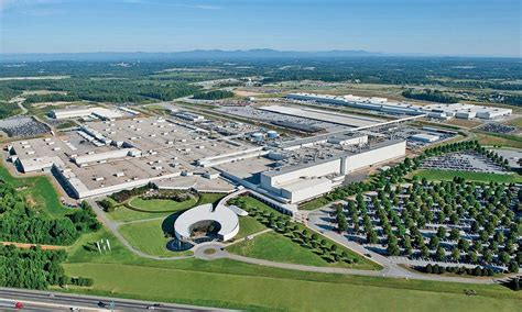 Largest Bmw Plant Will Expand This Year