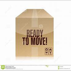 Ready To Move Box Illustration Design Stock Illustration  Illustration Of Real, Package 33753901