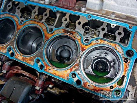 ford power stroke engine   problem solved