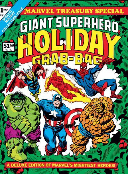 Marvel Comics: 15 Merry Holiday Covers | EW.com
