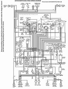 Aston Martin Workshop Wiring Diagram