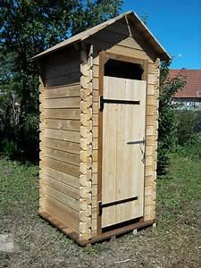 cabane toilette seche toilettes seches vente de kit With plan toilette seche exterieur