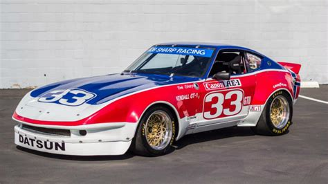 Datsun Car : Please Buy This Celebrity-owned Datsun 240z Race Car